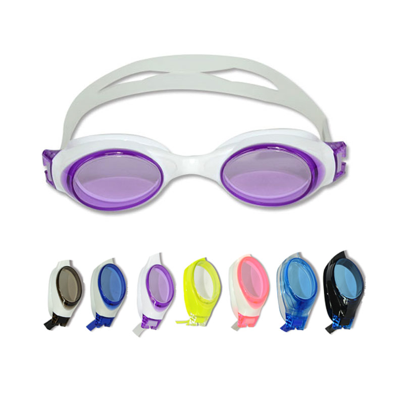 Trade assurance Supplier offer safety and funny swimming goggles for kids with adjustable strap