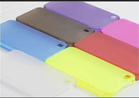 Mobile Phone Case for iphone4/4s 0.5mm Ultra-thin Crystal Matte Transparent Case Cover for Iphone 4s