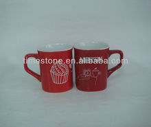 High Quality Nestle Coffee Mugs For Promotion