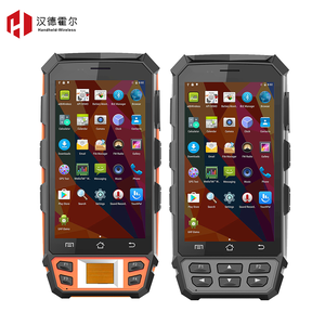 C5000 Rugged IP 65 Android 7.0 4G handheld pda barcode and rfid reader