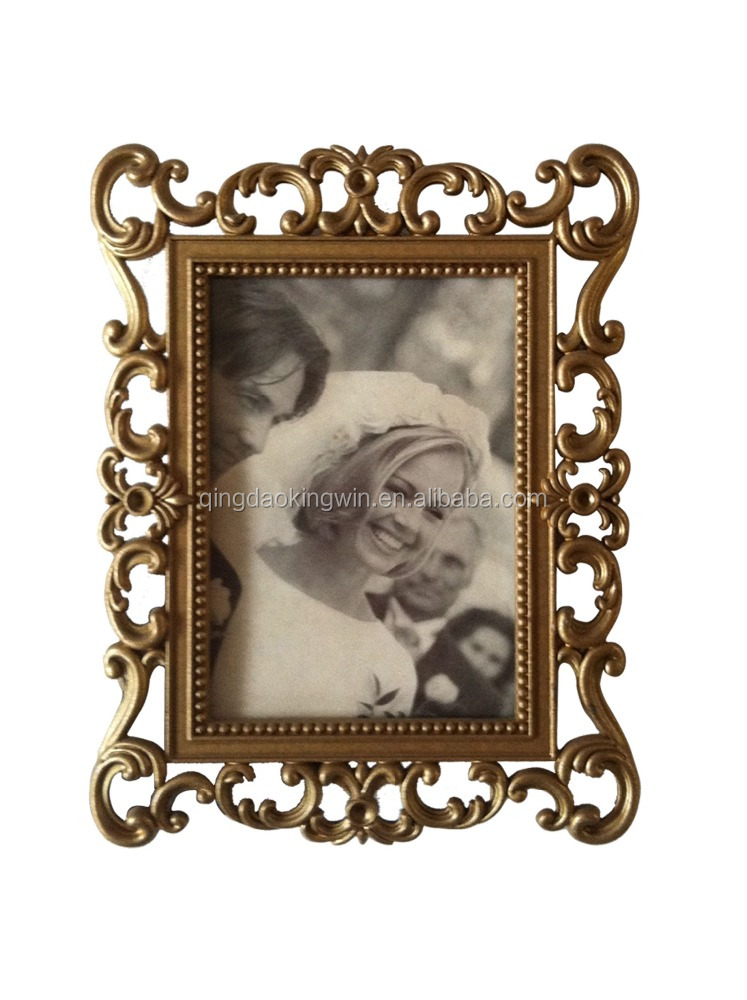 Antique Royal style matel Photo Frame