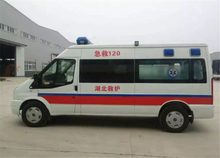 Patient transport truck auxiometer auxilium 4X4 emergency ambulance for sale