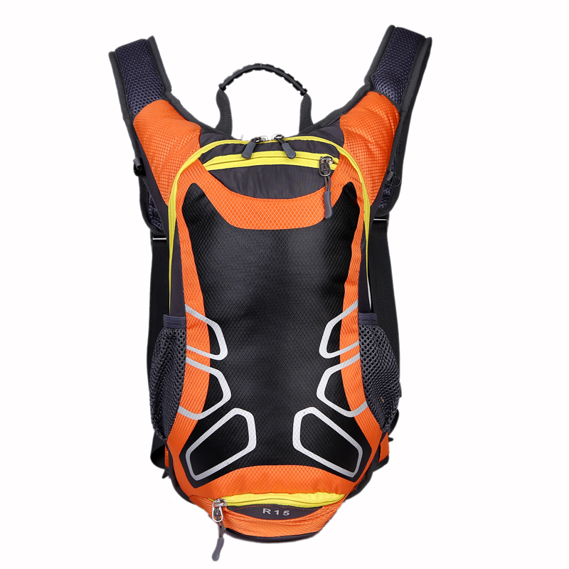 600D polyester 5L water carrier backpack pack bag cycling hydration backpack for 2L water bladder pack