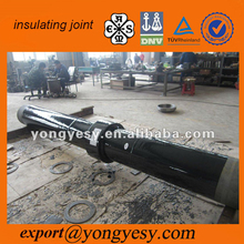 Piping components,insulation joints For Gas/oil Pipeline
