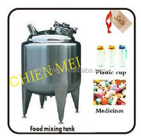 High quality custom-made reactor/customize/customize make food mixing tank,/stirred tank,/reactor