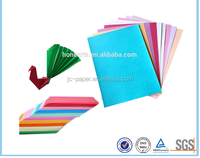 A4 size or big size 75gsm 80gsm Fluorescent Colored Paper