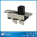 6A 250VAC 25T85 1E4 SP3T SLIDE SWITCH SS-13I05
