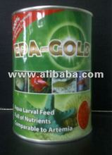 Aquarium Fish Feed / Artemia yolk / 450g /Can