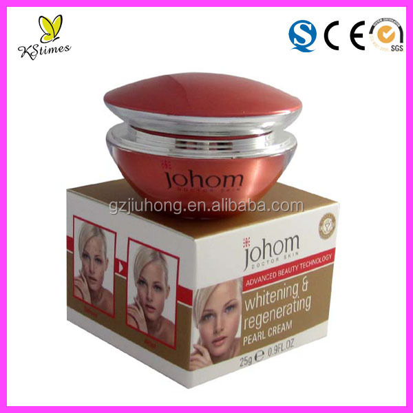 New arrival spot removal pearl skin whitening cream thailand