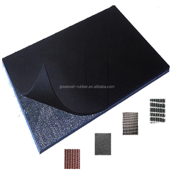 Excellent Fabric Insertion Rubber Sheets With High Stability