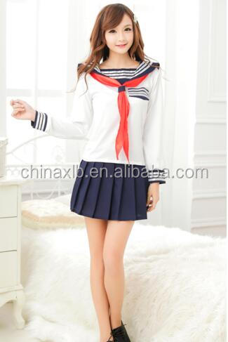 OEM Tailor Unified Formal School Uniform For High School Students