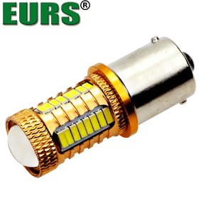 EURS Promotion Price auto electronics shenzhen 1156 4014 33SMD 12V 6500K car brakes led light