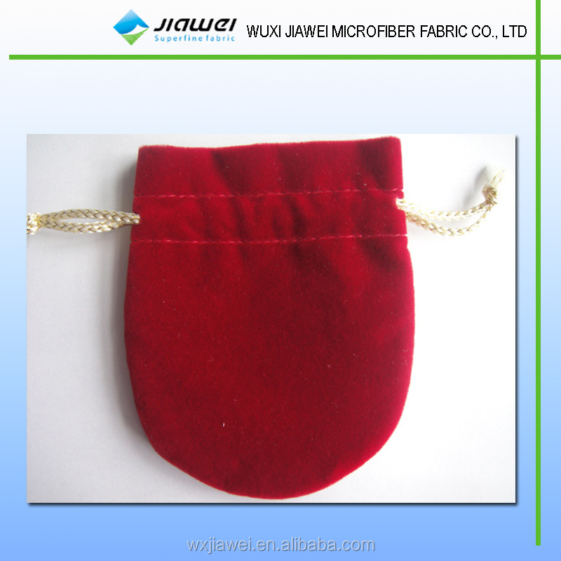 nice microfibe necklace pouch