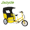 electric rickshaw pedicab with CE