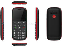 china cheapest WCDMA 3G senior cell phone with photo contacts