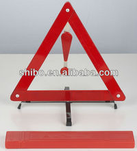 Warning triangle for roadway other tools
