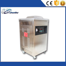 Semi automatic single chamber biscuit vacuum packing machine for dried meat
