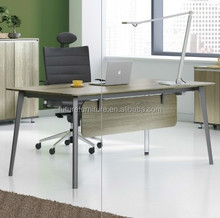 2016 Malaysia Market Melamine Panel Office Desks Made in China