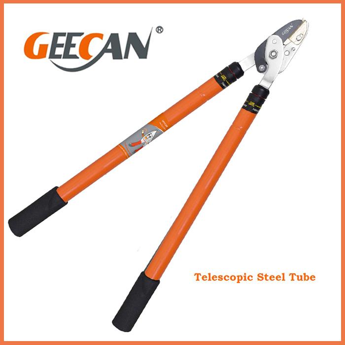 Wholesale steel anvil adjustable handles garden shear for Gardening tools jakarta