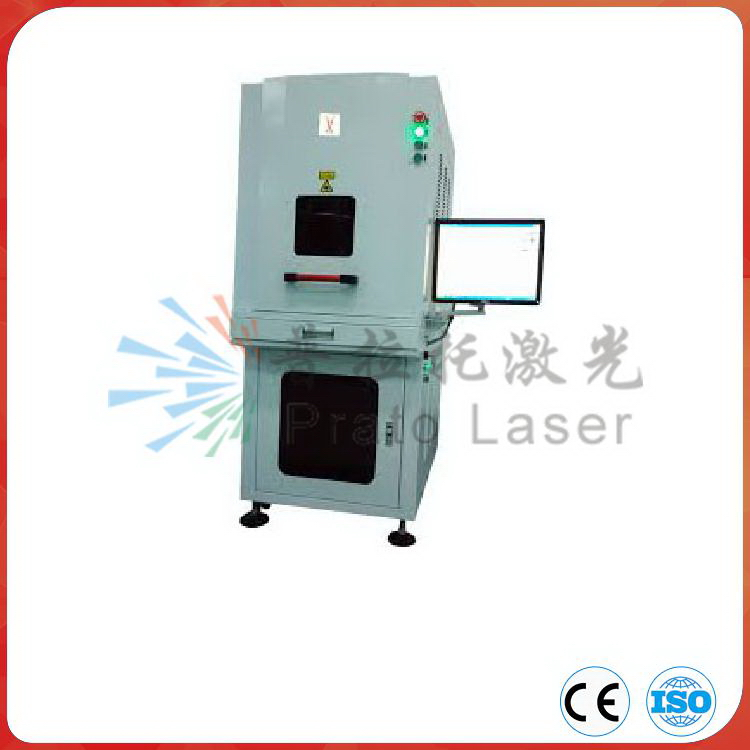 Durable unique 10w piston rings laser marking machine
