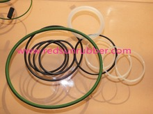Custom Molded Colorful Silicone Rubber Bonded Seal