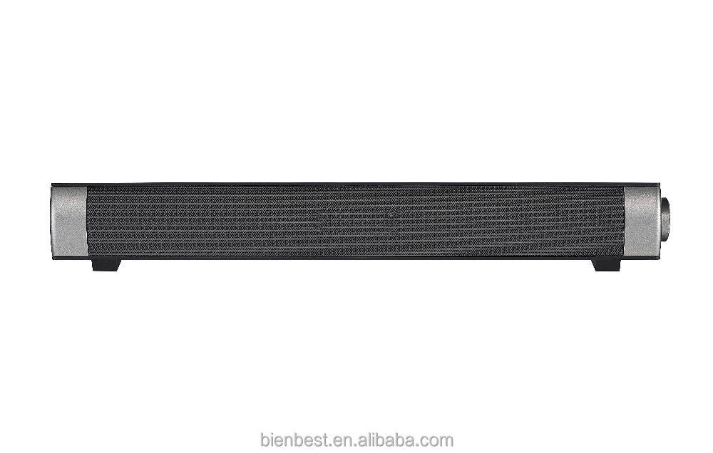 New USB Mini Bluetooth Soundbar Perfect sound Soundbar LP-08 Sound Bar HIFI Soundbar Speaker for Computer PC Tablet TV