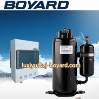 Oil cooling unit r410a r22 r134a r407 inverter air conditioner compressor for industrial water chiller