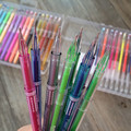 Gel pen personalized classic design logo good quality for kids