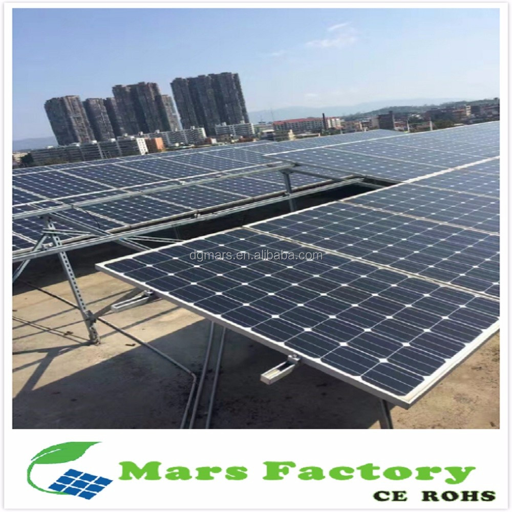 Hot selling home solar energy system 1000W 2000W 3000W photovoltaic panel system / portable energy solar generator system
