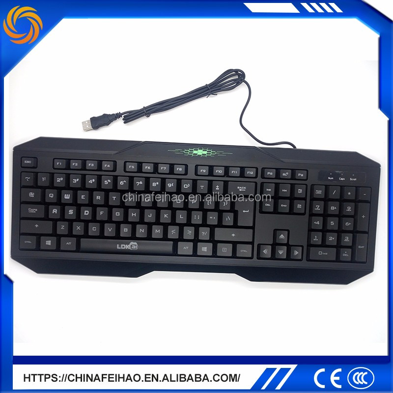 Wholesale china import computer heat transfer gaming keyboard