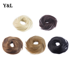 Chignon Hair Bun Hair Ring Donut Roller Synthetic Hairpieces Aliexpress Hair Accessories