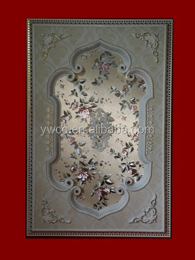 Public Parts Ceiling Design For Roof Decor