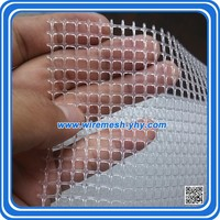 Chicken mesh / Plastic wire mesh / farm breeding plastic flat net