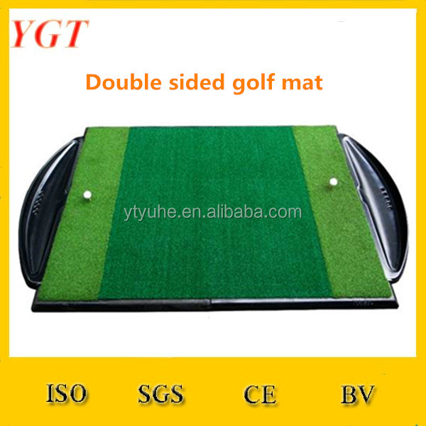 Golf Practice Training Mat Chipping Driver Irons Outdoor Hitting mat