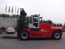 Maximal 18T Diesel Heavy duty Forklift with Kessler axle for sale