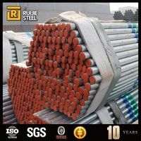 galvanized pipe/galvanized steel pipe/gi pipe cheap scrap metal