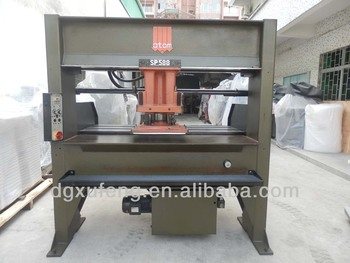 Atom hydraulic travelling head cutting press machine