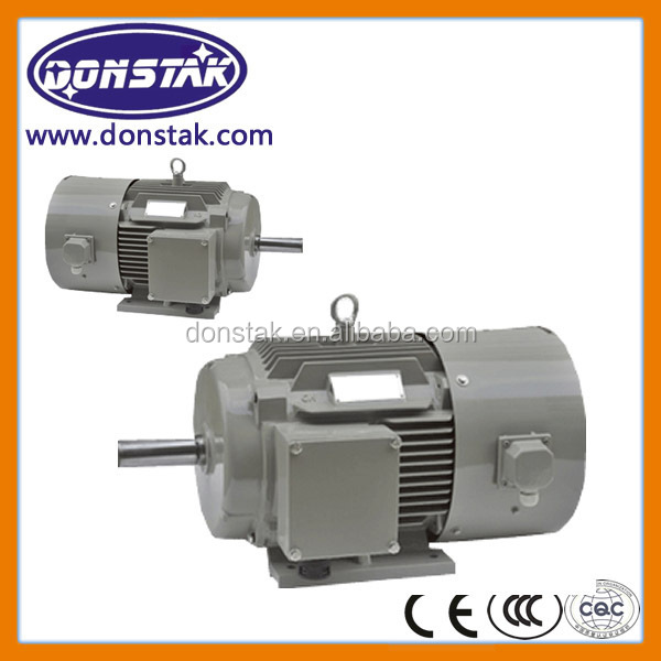 YE3-280M-2 90kw totally enclosed thee phase ac motor, 120hp electric motor