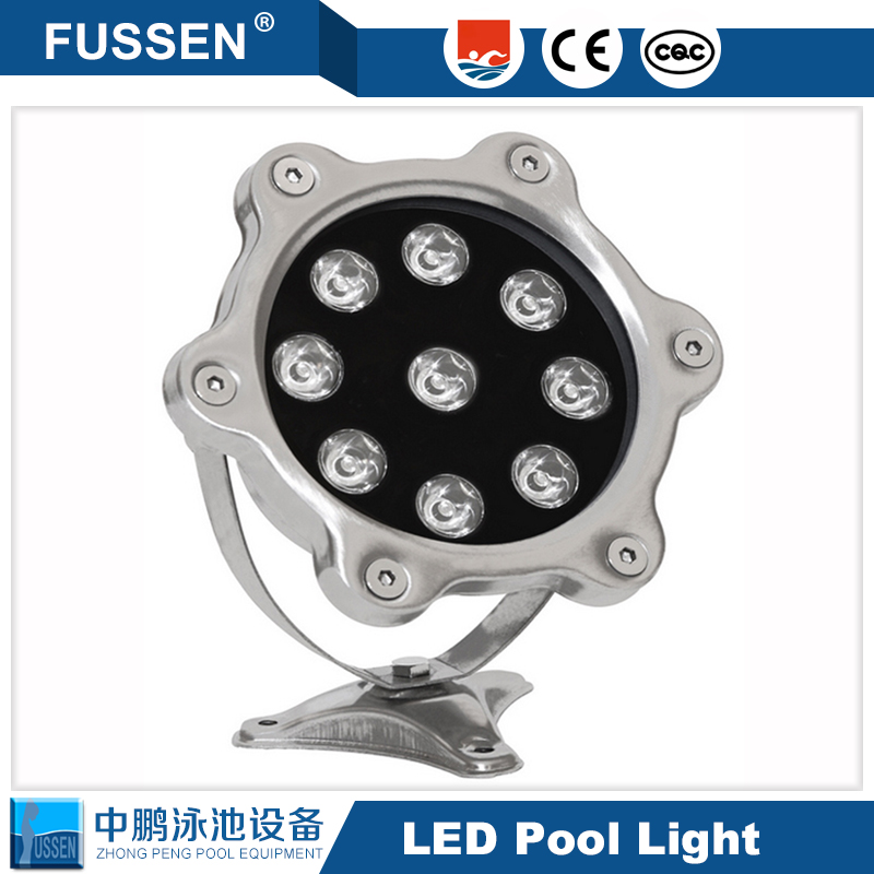 high quality stainless steel water-proof led pond underwater landscape lights