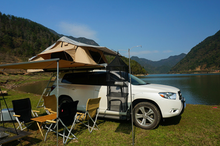 Unistrengh BMW 4wd 4*4 roof top tent with side awning