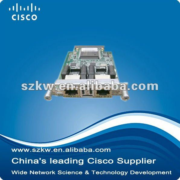 New Original Cisco 3G Network Interface Card VWIC-2MFT-G703