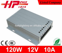 alibaba china market aluminum electronic enclosure 12volt smps constant voltage 12v dc 10a power suppli
