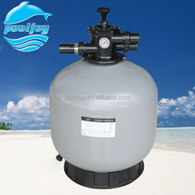Above Ground New design Fiberglass swimming pool filtration sand filter
