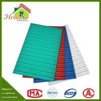 Competitive price waterproof light building material