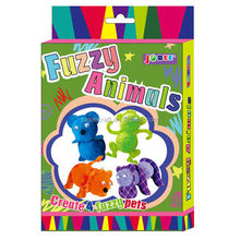 Fuzzy Animals