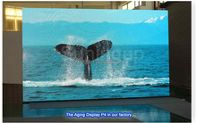 P4 full color Indoor video advertising led board (SMD 3in1)/led display/led screen/led panel