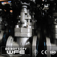 Carbon Steel Double Seal C Cast Manufacturer Api Globe Valve