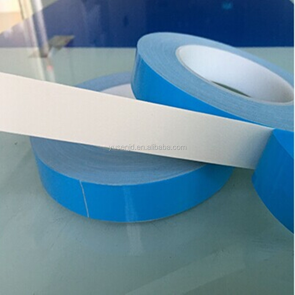 Pressure Sensitive LED Die Cut Glass Fabric Insulation Thermal Tape
