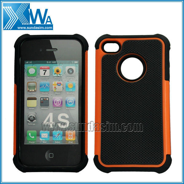 New DIY sublimation case for i Phone 4 and i Phone 4S