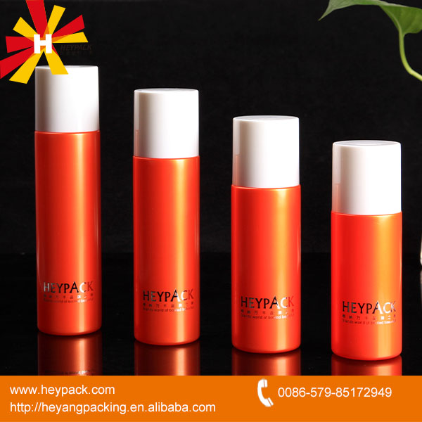 special for skin care toner water plastic cosmetic packaging bottle